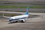 KAZFLYERさんが、羽田空港で撮影した中国南方航空 737-81Bの航空フォト(写真)