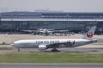 イソロクガトブさんが、羽田空港で撮影した日本航空 777-246の航空フォト(写真)