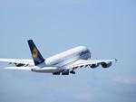 アイスコーヒーさんが、成田国際空港で撮影したルフトハンザドイツ航空 A380-841の航空フォト(写真)