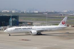 reonさんが、羽田空港で撮影した日本航空 777-346/ERの航空フォト(飛行機 写真・画像)
