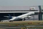 AXT747HNDさんが、羽田空港で撮影したガルーダ・インドネシア航空 777-3U3/ERの航空フォト(写真)