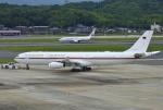 あしゅーさんが、福岡空港で撮影したドイツ空軍 A340-313Xの航空フォト(飛行機 写真・画像)