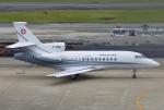 あしゅーさんが、福岡空港で撮影したスイス空軍 Falcon 900EXの航空フォト(飛行機 写真・画像)