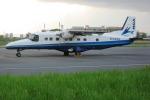 Hiro-hiroさんが、調布飛行場で撮影した新中央航空 228-212の航空フォト(写真)