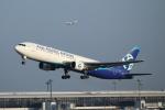 mogusaenさんが、成田国際空港で撮影したアジア・アトランティック・エアラインズ 767-383/ERの航空フォト(写真)