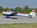 とびたさんが、長野市滑空場で撮影した日本個人所有 SF-25C Falkeの航空フォト(写真)