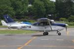 ゴンタさんが、ホンダエアポートで撮影した協同測量社 T206H Turbo Stationair TCの航空フォト(写真)