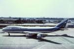tassさんが、パリ オルリー空港で撮影したアルゼンチン航空 747-287Bの航空フォト(飛行機 写真・画像)