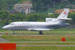 MOR1(新アカウント)さんが、福岡空港で撮影したスイス空軍 Falcon 900EXの航空フォト(写真)