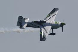 betaさんが、千葉県立幕張海浜公園で撮影したサザン・エアクラフト・コンサルタント Edge 540 V2の航空フォト(飛行機 写真・画像)