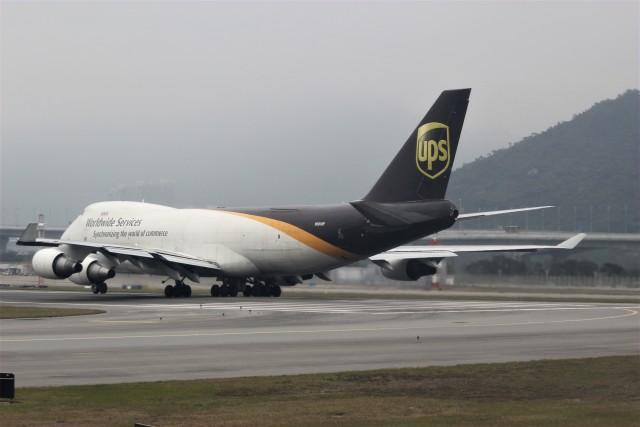 UPS航空 機材一覧