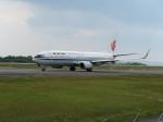 山彦望さんが、広島空港で撮影した中国国際航空 737-89Lの航空フォト(写真)