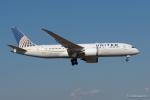 みなかもさんが、成田国際空港で撮影したユナイテッド航空 787-8 Dreamlinerの航空フォト(写真)