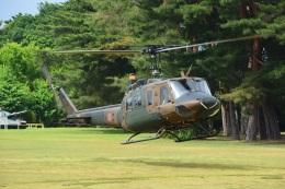 storyさんが、古河駐屯地で撮影した陸上自衛隊 UH-1Jの航空フォト(飛行機 写真・画像)
