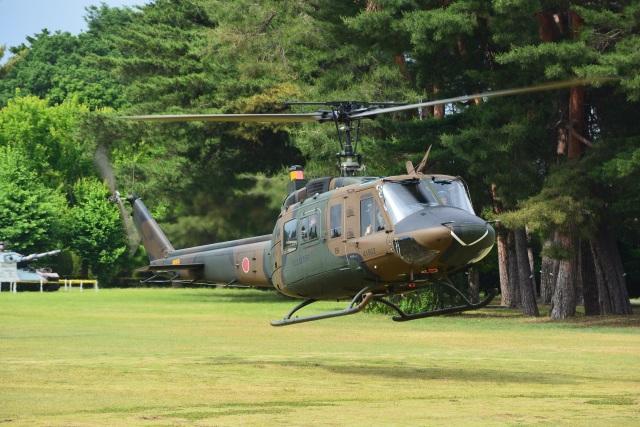 古河駐屯地 - JGSDF Camp Kogaで撮影された古河駐屯地 - JGSDF Camp Kogaの航空機写真(フォト・画像)