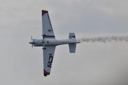betaさんが、千葉県立幕張海浜公園で撮影したエアクラフト・ギャランティ (AGC) Edge 540 V3の航空フォト(飛行機 写真・画像)