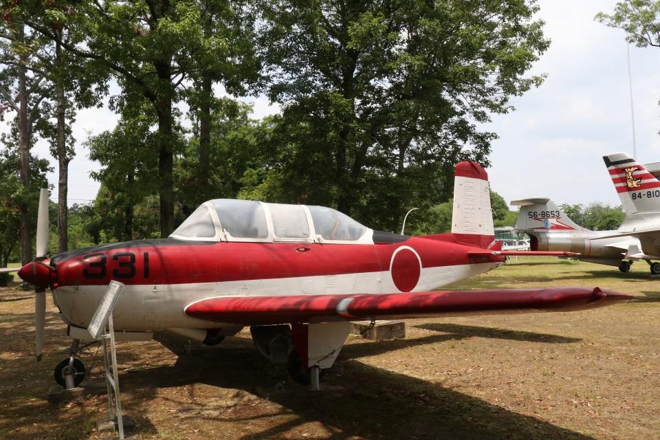 Wasawasa-isaoさんの航空自衛隊 Fuji T-34 (51-0331) 航空フォト