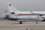 sg-driverさんが、福岡空港で撮影したスイス空軍 Falcon 900EXの航空フォト(写真)
