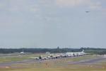 メンチカツさんが、成田国際空港で撮影した日本貨物航空 747-8KZF/SCDの航空フォト(写真)