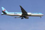 やまちゃんさんが、仁川国際空港で撮影した大韓航空 777-3B5/ERの航空フォト(飛行機 写真・画像)