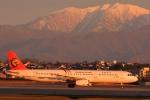 Hiro-hiroさんが、新潟空港で撮影したトランスアジア航空 A321-131の航空フォト(写真)