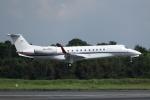 mogusaenさんが、成田国際空港で撮影したマン島企業所有 EMB-135BJ Legacyの航空フォト(写真)