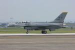 メンチカツさんが、千歳基地で撮影したアメリカ空軍 F-16CM-50-CF Fighting Falconの航空フォト(写真)