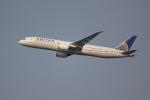 OMAさんが、羽田空港で撮影したユナイテッド航空 787-9の航空フォト(飛行機 写真・画像)