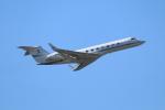 mogusaenさんが、成田国際空港で撮影した金鹿航空 G-V-SP Gulfstream G550の航空フォト(写真)