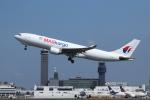 mogusaenさんが、成田国際空港で撮影したマレーシア航空 A330-223Fの航空フォト(飛行機 写真・画像)