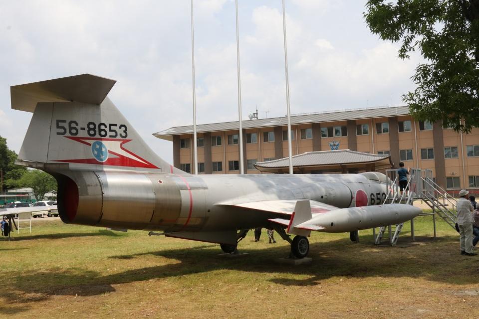 Wasawasa-isaoさんの航空自衛隊 Mitsubishi F-104 (56-8653) 航空フォト