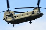 Flankerさんが、赤坂プレスセンターで撮影したアメリカ陸軍 CH-47Fの航空フォト(写真)