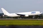 Flankerさんが、横田基地で撮影したエア・トランスポート・インターナショナル 767-323/ER(BDSF)の航空フォト(写真)
