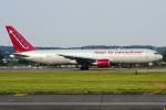 Flankerさんが、横田基地で撮影したオムニエアインターナショナル 767-33A/ERの航空フォト(写真)