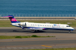 Tomo-Papaさんが、中部国際空港で撮影したアイベックスエアラインズ CL-600-2C10 Regional Jet CRJ-702の航空フォト(写真)