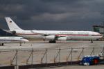 MOR1(新アカウント)さんが、福岡空港で撮影したドイツ空軍 A340-313Xの航空フォト(写真)