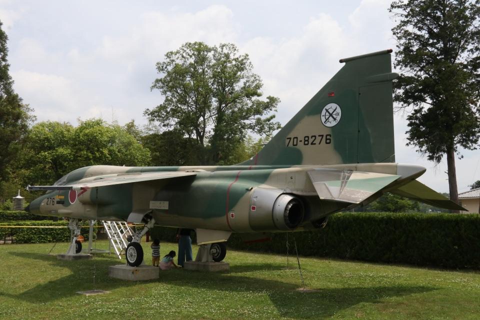 Wasawasa-isaoさんの航空自衛隊 Mitsubishi F-1 (70-8276) 航空フォト