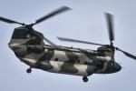 Kenny600mmさんが、那覇空港で撮影した航空自衛隊 CH-47J/LRの航空フォト(写真)