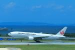 しかばねさんが、那覇空港で撮影した日本航空 777-289の航空フォト(写真)