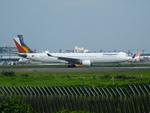 アイスコーヒーさんが、成田国際空港で撮影したフィリピン航空 A330-301の航空フォト(写真)