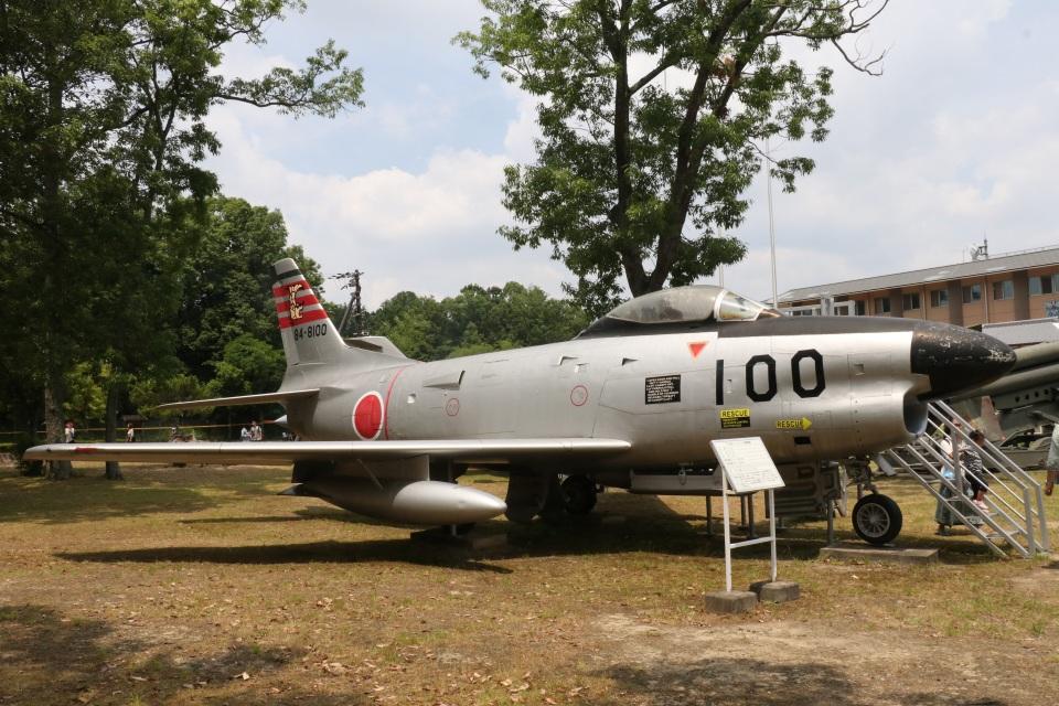 Wasawasa-isaoさんの航空自衛隊 North American F-86 Sabre (04-8196) 航空フォト