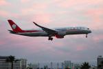 LAX Spotterさんが、ロサンゼルス国際空港で撮影した四川航空 A350-941XWBの航空フォト(写真)