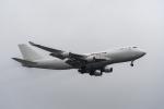 ファントム無礼さんが、横田基地で撮影したカリッタ エア 747-4B5F/SCDの航空フォト(写真)