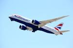 T.Sazenさんが、関西国際空港で撮影したブリティッシュ・エアウェイズ 787-8 Dreamlinerの航空フォト(写真)