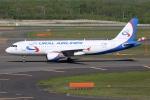 sky-spotterさんが、新千歳空港で撮影したウラル航空 A320-214の航空フォト(写真)
