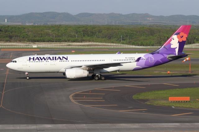 航空フォト:N386HA ハワイアン航空