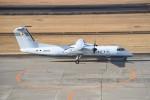 kumagorouさんが、仙台空港で撮影した国土交通省 航空局 DHC-8-315Q Dash 8の航空フォト(写真)