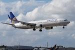 zettaishinさんが、マイアミ国際空港で撮影したユナイテッド航空 737-924/ERの航空フォト(写真)