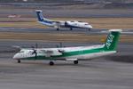 xxxxxzさんが、伊丹空港で撮影したANAウイングス DHC-8-402Q Dash 8の航空フォト(飛行機 写真・画像)