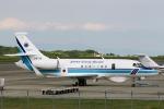 demodori6さんが、静岡空港で撮影した海上保安庁 Falcon 2000EXの航空フォト(写真)